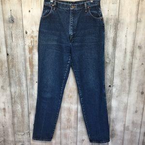 Vintage Wrangler Booty High Rise Mom Jeans 13/14